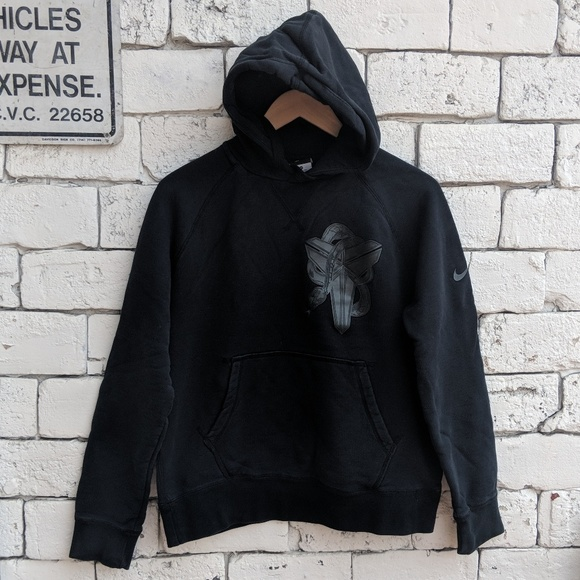 Nike Sweaters | Nike Black Mamba Hoodie